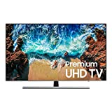 "Samsung UN65NU8000FXZX Smart TV 65"" 4K Ultra HD, 3 HDMI, 2 USB, Slate Black/Eclipse Silver (2018)"
