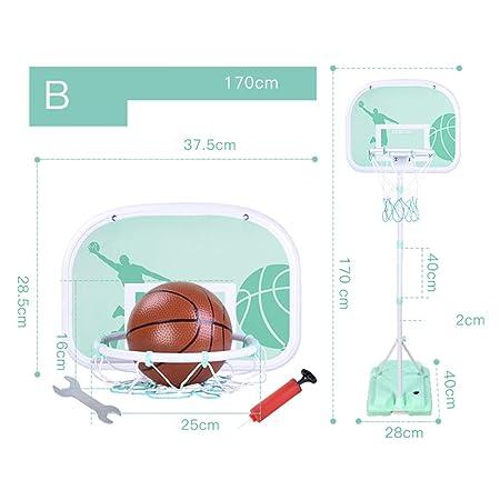 Caja de Baloncesto para niños El bebé Puede ser levantado y ...