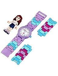 LEGO Friends Olivia Kid's Watch with Mini Doll