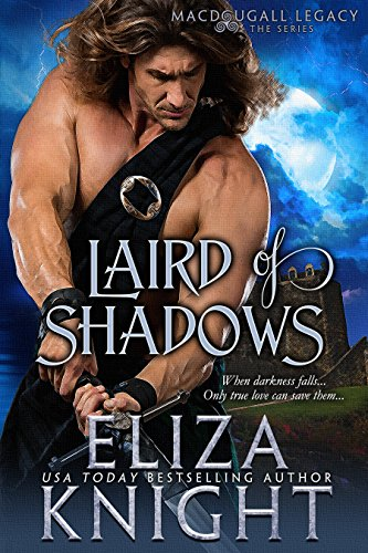 Laird of Shadows (MacDougall Legacy Book 1) cover