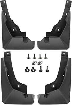 A-Premium Mud Flaps Splash Guards for Toyota RAV4 2019-2020 Front and Rear 4-PC