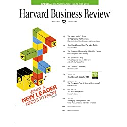Harvard Business Review, February 2008