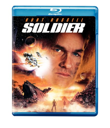 Blu-ray : Soldier (, Dolby, AC-3, Digital Theater System, Widescreen)