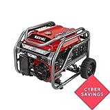 no gas generator - Black Max 3,600-Watt Portable Gas Generator - BM903600 (No Sales to California)