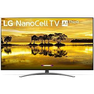 LG 55SM9000 / 55SM9000PUA / 55SM9000PUA Nano 9 Series 4K 55 inch Class Smart UHD NanoCell TV w/AI ThinQ (54.6) (Renewed)
