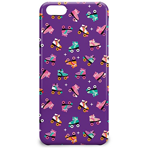 Phone Case For Apple iPhone 5C - Rollerskate Disco - Hard Back