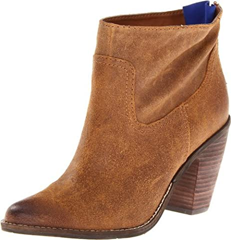 DV by Dolce Vita Women's Ciaran Ankle Boot,Bark,8.5 M US (Dv Ankle Boots)