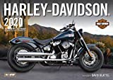Harley-Davidson 2020: 16 Month Calendar Includes September 2019 Through December 2020