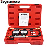 Evgatsauto Cylinder Leak Tester, All-in-One 4Pcs