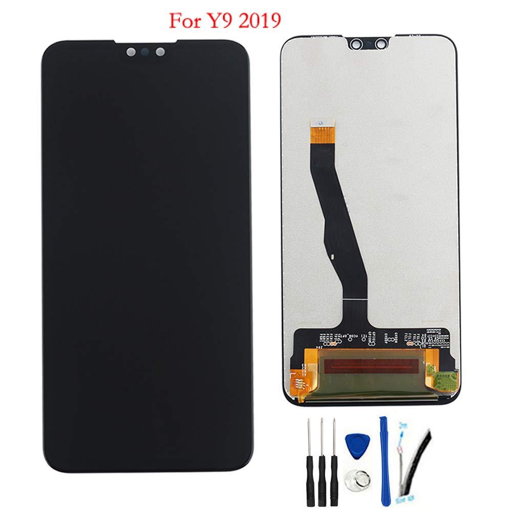 Lcd Display Para Huawei Y9 2019 Jkm-lx1 Jkm-lx2 Jkm-lx3