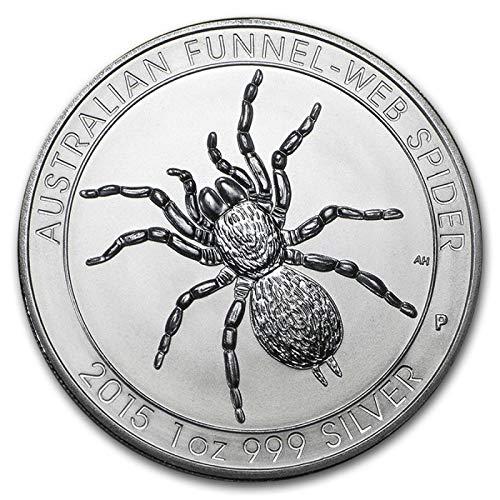 2015 Australia Silver with Commemorative Ungraded