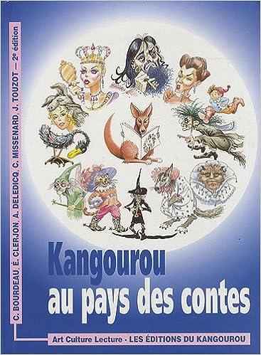 Livres gratuits Kangourou au pays des contes pdf