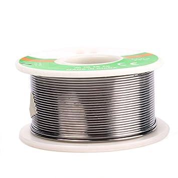 zhuotop 0,8 mm 50 g 63/37 Kolophonium Core Flux 2.0% Zinn Führen ...