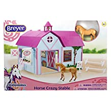 Breyer 59193 Stablemates Horse Crazy Stable Doll