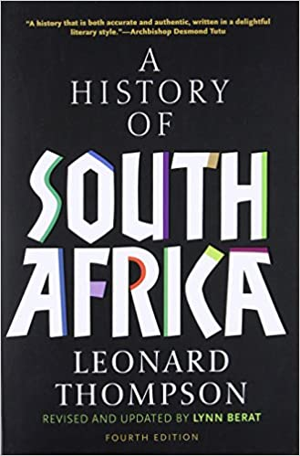 A History of South Africa, Fourth Edition