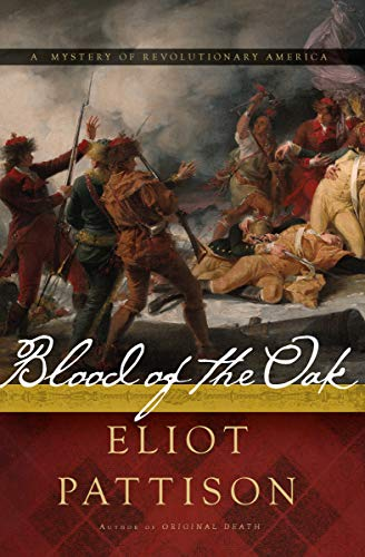 - Blood of the Oak (The Mystery of Colonial America Series Book 4)