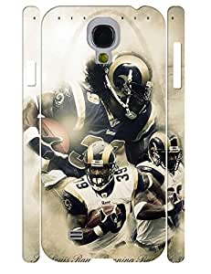 Personalized Brave Player Pattern Tough Samsung Galaxy S4 I9500 Phone Snap On Case
