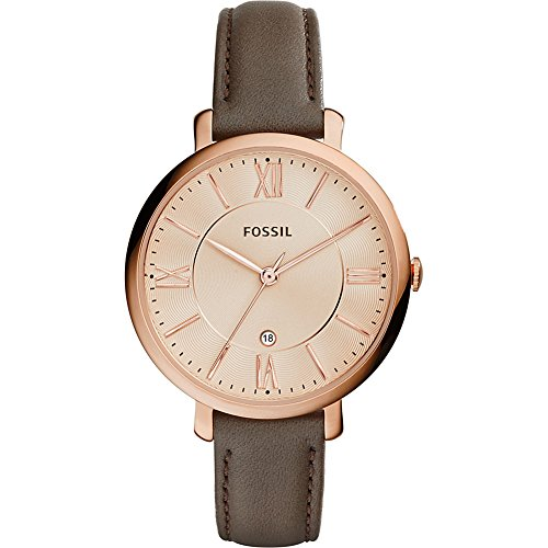Fossil-Jacqueline-Three-Hand-Date-Leather-Watch