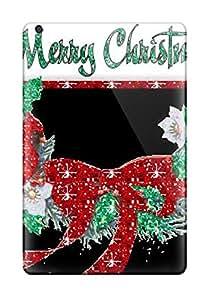 New Arrival Merry Christmas Wreath For Ipad Mini/mini 2 Case Cover