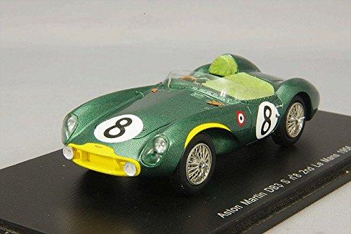1/43 Aston Martin DB3 S 2nd Le Mans 1956 S.Moss-P.Collins #8 S2409