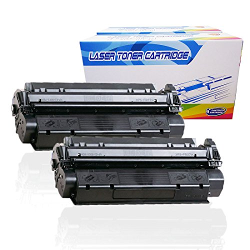 (Inktoneram Compatible Toner Cartridges Replacement for Canon S35 S-35 FAXPHONE ICD-340 L170 imageCLASS D320 D340 D383 7833A001AA (Black, 2-Pack) )