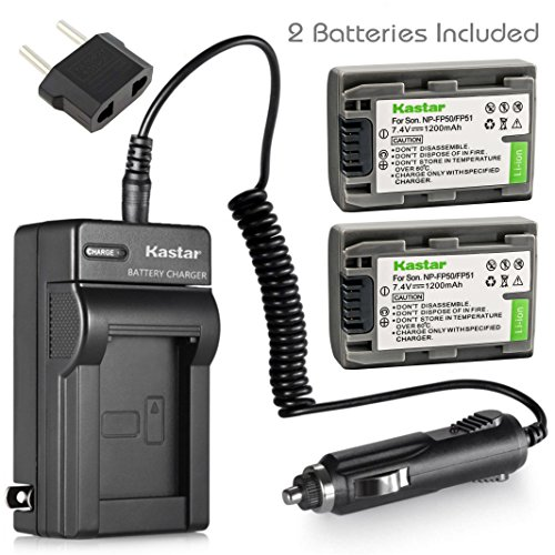 Kastar Battery (2-Pack) and...