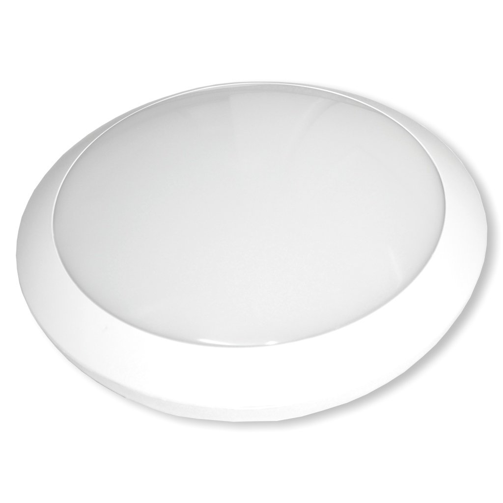 Summit LED Leuchte für Innen und Außen - Typ FH-350TS - IP66 - 18W - mit 360º Bewegungsmelder