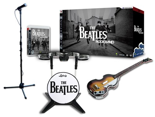 Amazon com: Playstation 3 The Beatles: Rock Band Limited