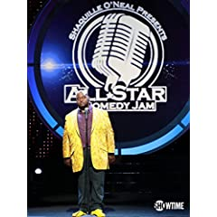 Shaquille O'Neal Presents All-Star Comedy Jam: Live from Sin City on DVD May 23 from Lionsgate