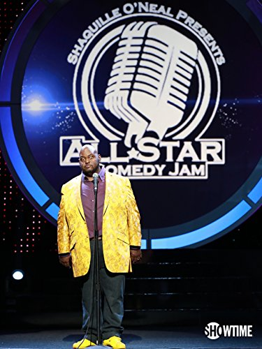 Shaquille Oneal Presents  All Star Comedy Jam  Live From Sin City