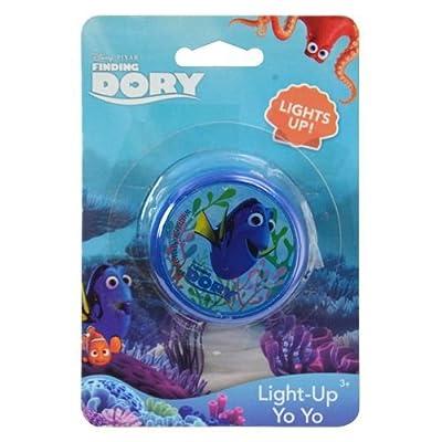 WeGlow International Disney Finding Dory Light Up Yo Yo (3 Pack): Toys & Games
