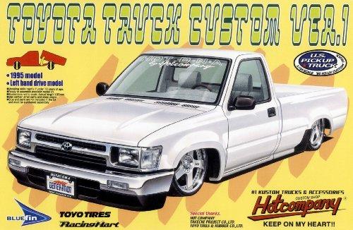 Aoshima #1 Toyota Truck