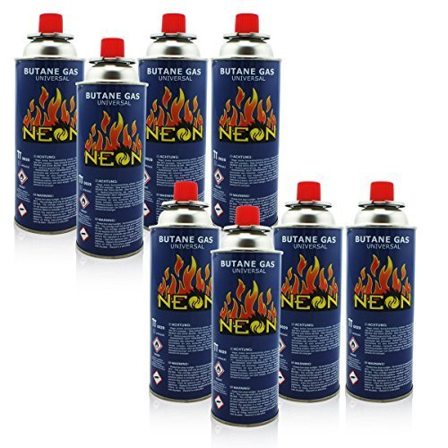 4 Butane Gas Flaschen 1/x Rsonic Lot Camping tente Chauffage Chauffage gaz /& # x2605; Outdoor gasstrahler pour /& # x2605; gaszentralheizung C/éramique gasheizer campingheizung 1x Rsonic Gasheizung
