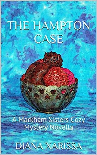 The Hampton Case (A Markham Sisters Cozy Mystery Novella Book 8) (British Kindle Case compare prices)