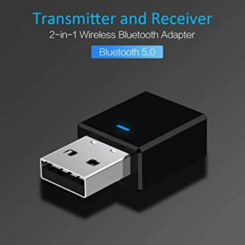 Motto.H-Trasmisor Bluetooth para TV PC, Low Latency, Bluetooth ...