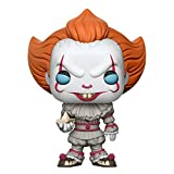 It - Pennywise W/ Boat
