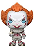Toys : Funko Pop Movies: IT - Pennywise with Boat Collectible Figure