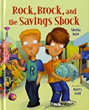 Rock Brock and the Savings Shock[ROCK BROCK…
