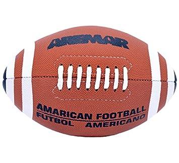 Creaciones Llopis Balón de Fútbol Americano o Rugby: Amazon.es: Juguetes y juegos