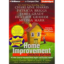 Home Improvement: Undead Edition [Paperback] [2012] (Author) Charlaine Harris, Toni L. P. Kelner
