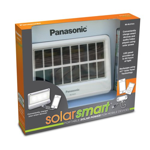 Panasonic SolarSmart Portable Mobile Devices