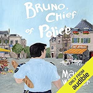 Bruno, Chief Of Police Hörbuch