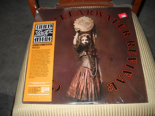 Creedence Clearwater Revival - Mardi Gras - LP vinyl - Creedence Clearwater Revival Covers