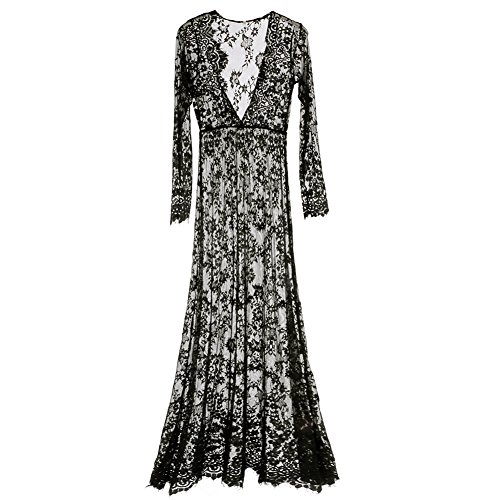 long black and white dresses - 5