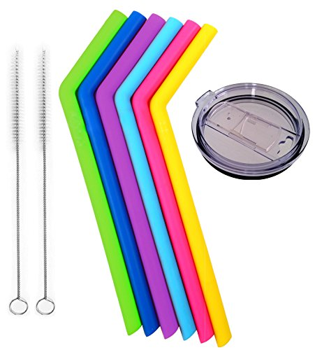 ABC123 Drinkware Reusable Silicone Drinking product image
