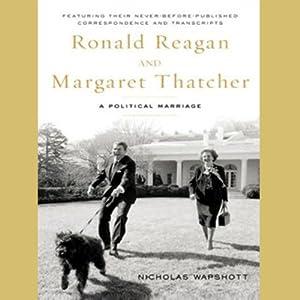 Ronald Reagan and Margaret Thatcher Audiobook