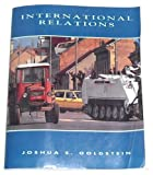 International Relations, Goldstein, Joshua, 0065018648