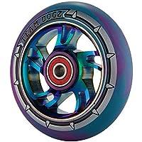 1 x Team Dogz 100mm Arco iris Espiral