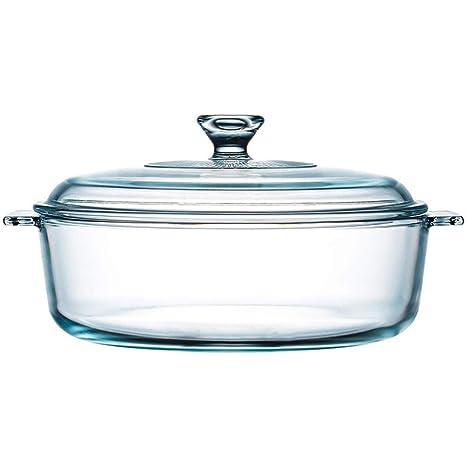 Bowls Cuenco de arroz al Vapor para microondas, Horno y Sopa ...