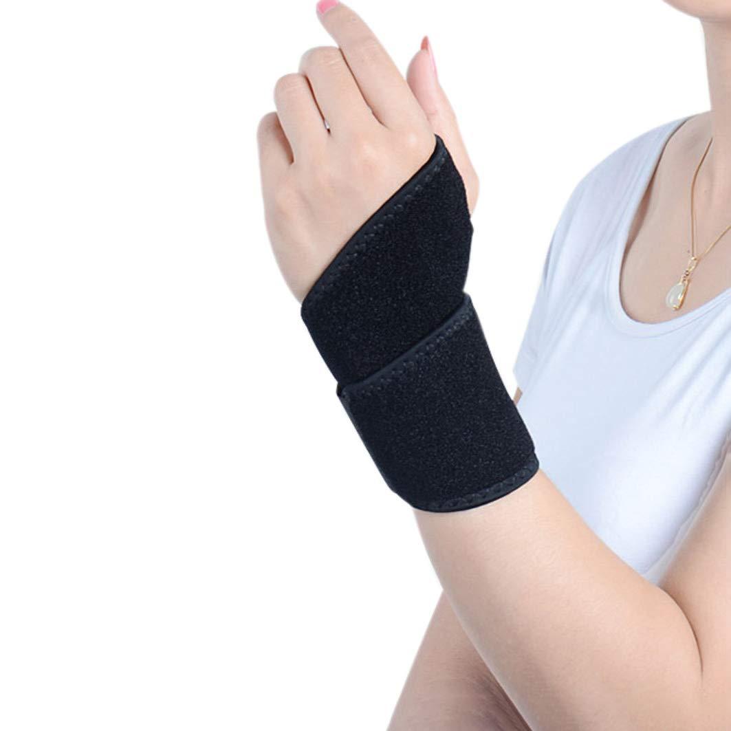 Amazon Mlx Bracers Self Heating Wrist Sprain Joint Fixed